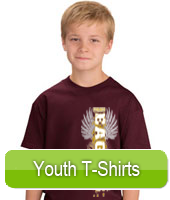 Youth Custom Printed T-Shirts