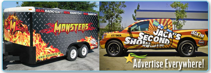 vehicle wrap, vehicle graphic, vehicle advertising wraps, car wrap advertising