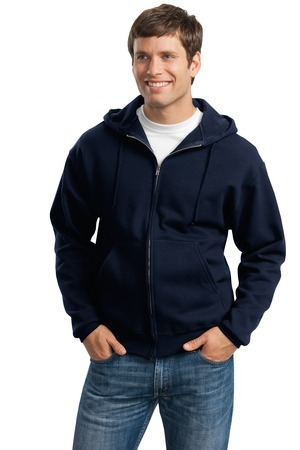 JERZEES Super Sweats - Full-Zip Hooded Sweatshirt