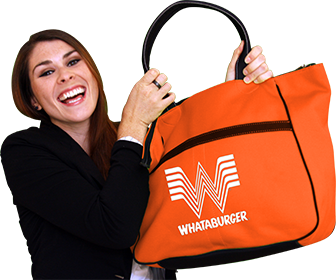 Big Star Branding - Whataburger Bag