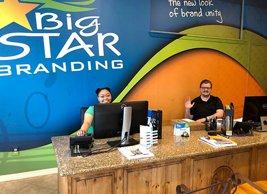 Big Star Branding will work for you!
