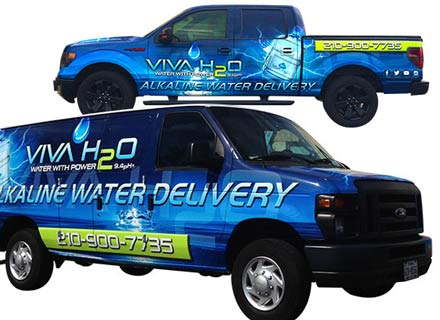 Big Star Branding - Vehicle Wraps