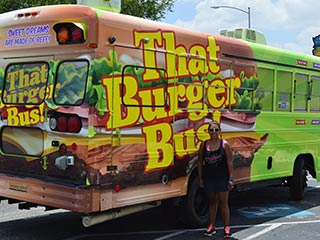 That Burger Bus - Full Wrap 1
