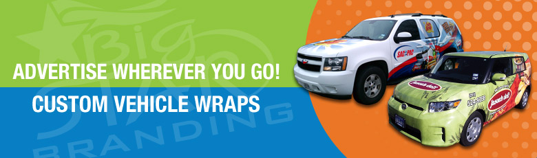 Vehicle Wraps and Banners and MORE!!!