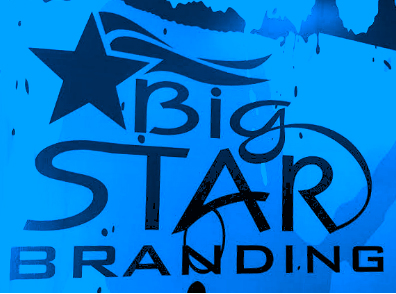 Big Star Branding Wall Wrap