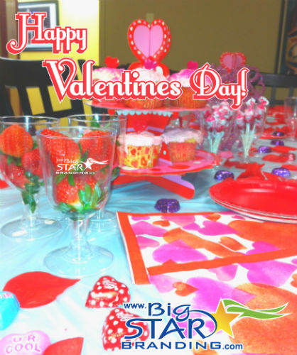 Big Star Branding Valentine