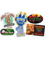 Promotional Magnets - Custom Die-Cut and Regular Sizes Available