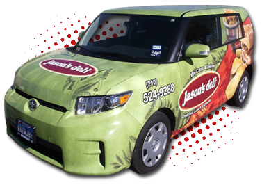Car and Vehicle Wraps in San Antonio, Texas!