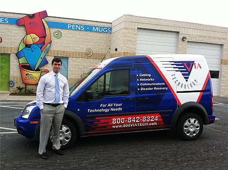 Vehicle Wraps & Banners - San Antonio TX